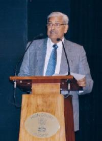 The Hon'ble Mr. Arun Mishra, The Chief Justice, High Court, Calcutta