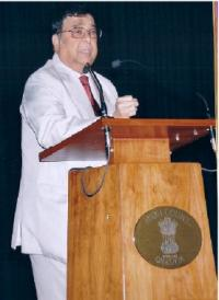 The Hon'ble Mr. Justice Altamas Kabir, The Chief Justice of India