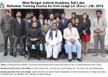 Refresher Training Course for Civil Judge(Jr. Div.)/J.M., 2015