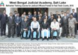 Refresher Course for Additional District and Sessions Judges of Fast Track Courts