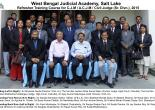 Refresher Training Course for C.J.M./A.C.J.M./Civil Judge(Sr. Div.), 2015