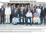 Refresher Training Course for C.J.M./A.C.J.M./Civil Judge(Sr. Div.) from 01/06/2015-06/06/2015