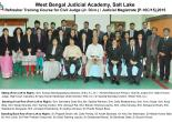 Refresher Training Course for Civil Judge(Jr. Div.)/Judicial Magistrate from 06.07.2015-10.07.2015